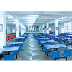 School dining room table